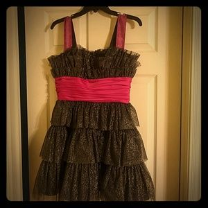 Fun, sparkly party dress